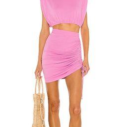 X REVOLVE Clara Set in Fuchsia Pink | Revolve Clothing (Global)
