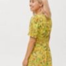 UO Bettie Twist-Front Mini Dress | Urban Outfitters (US and RoW)