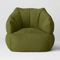 Structured Bean Bag Chair - Room Essentials™ | Target