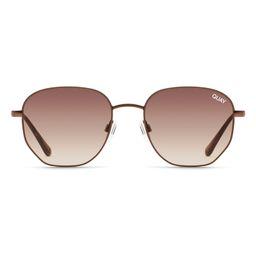 Big Time 48mm Gradient Round Sunglasses   Nordstrom