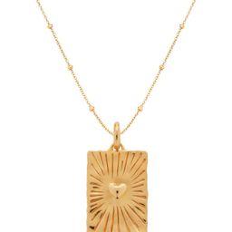 Talisman Heart Engravable Pendant Necklace   Nordstrom