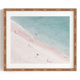 Ingrid Beddoes - Beach Summer of Love Framed Wall Art   Nordstrom