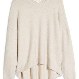 Women's High/Low Crewneck Sweater | Nordstrom | Nordstrom