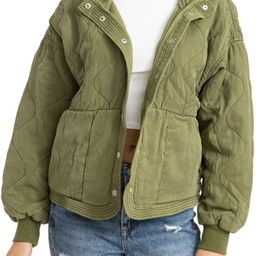Quilted Hooded Jacket | Nordstrom