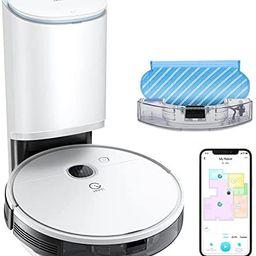 yeedi Vac Station, Self-Emptying Robot Vacuum Cleaner, Vacuum & Mop, 30 Days Auto Empty, 3000Pa S... | Amazon (US)