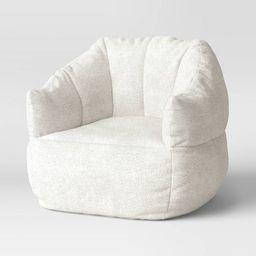 Sherpa Bean Bag Cream - Room Essentials™ | Target