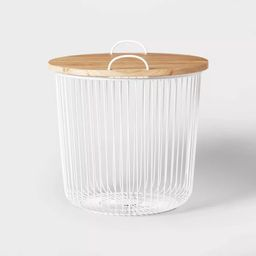 Storage Table Wire Bin - Pillowfort™   Target