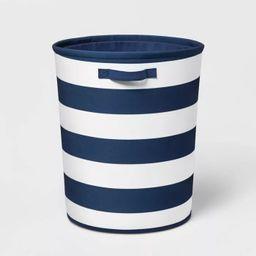 Canvas Stripe Bin - Pillowfort™ | Target