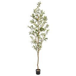 Nearly Natural 82in. Olive Artificial Tree   Walmart (US)