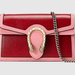 Dionysus super mini bag   Gucci (UK)