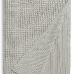 Reversible Knit Blanket   Nordstrom
