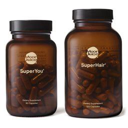 SuperYou® + SuperHair® Supplement Set-$109 Value   Nordstrom