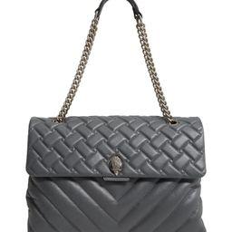 XXL Kensington Quilted Leather Shoulder Bag   Nordstrom