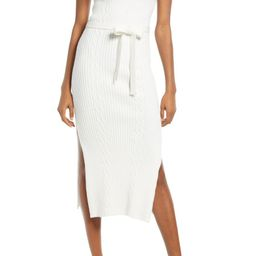 Belted Midi Sweater Dress | Nordstrom