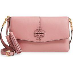 McGraw Leather Crossbody Bag   Nordstrom