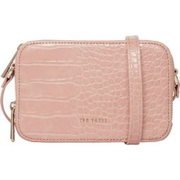 Stina Embossed Faux Leather Crossbody Bag | Nordstrom Canada