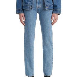 501® High Waist Straight Leg Jeans | Nordstrom | Nordstrom