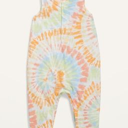 Unisex Sleeveless Henley One-Piece for Baby | Old Navy (US)