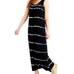 Style & Co                                   Petite Tie-Dyed Maxi Dress, Created for Macy's | Macys (US)