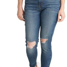 Signature by Levi Strauss & Co. Gold Label Women's Mid Rise Super Skinny Jeans   Amazon (US)