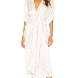 Callahan Sami Dress in Cream from Revolve.com | Revolve Clothing (Global)