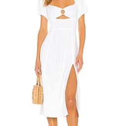 L*SPACE Sienna Dress in White from Revolve.com | Revolve Clothing (Global)