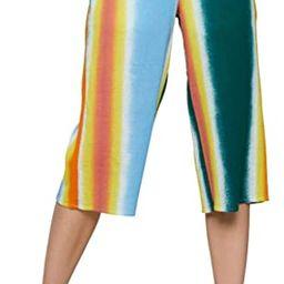 BCBGeneration Women's Faded Stripe Palazzo Pant | Amazon (US)