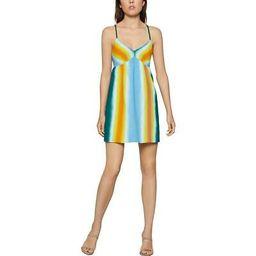 BCBGeneration Womens Faded Striped A-Line Mini Dress BHFO 6348 | eBay US
