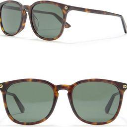 53mm Rectangle Sunglasses | Nordstrom Rack