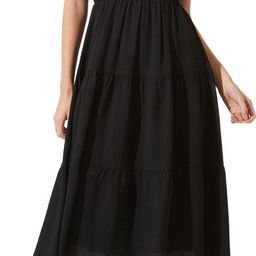 Tiered Short Sleeve Dress   Nordstrom