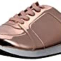 N.Y.L.A. Women's Mirage Fashion Sneaker, Rose Gold Mirror, 7 M US   Amazon (US)