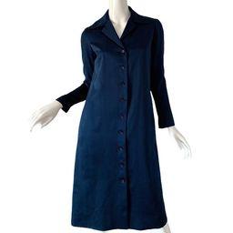 1970s Vintage Halston Dress, Silk Minimalist Mod Dress Medium   Etsy (US)