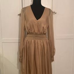 Iconic Halston Heritage Silk Dress   Etsy (US)