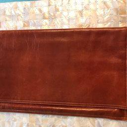 Rare Bottega Veneta leather clutch   Etsy (US)