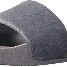 Chooka Women's Slide Sandal with Molded Footbed and Plush Velvet Upper | Amazon (US)
