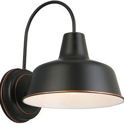 Design House 519504 Mason 1 Light Wall Light, Oil Rubbed Bronze | Amazon (US)