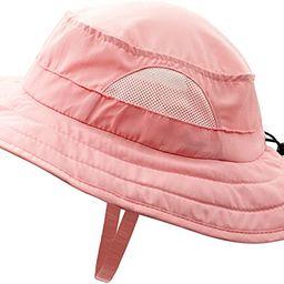 Connectyle Kids UPF 50+ Bucket Sun Hat UV Sun Protection Hats Summer Play Hat | Amazon (US)