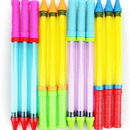 "Boley Crayon Water Blasters - 12 Pk 17"" Long Range Super Soaker Water Gun Pool Party Game Set - B... | Amazon (US)"