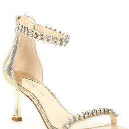 Madalyn Embellished Dress Sandals   Dillards