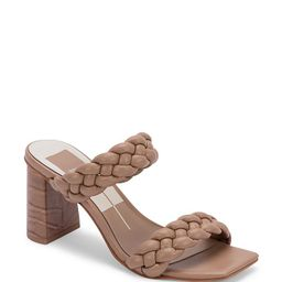 Women's Paily Braided Double Strap High Heel Sandals | Bloomingdale's (US)