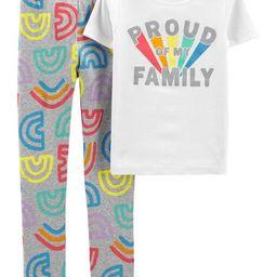 2-Piece Pride 100% Snug Fit Cotton PJs | Carter's