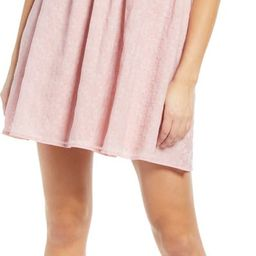 Ripton Puff Sleeve Babydoll Dress | Nordstrom Canada