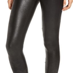 Faux Leather Leggings | Nordstrom | Nordstrom