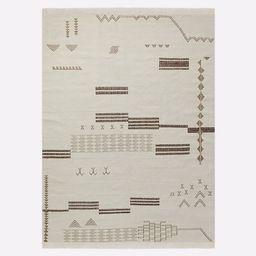 Array Glyphs Rug | West Elm (US)