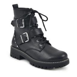 SO® Finleyy Women's Combat Boots   Kohl's