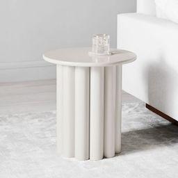Hera Side Table - Semi-Circle | West Elm (US)