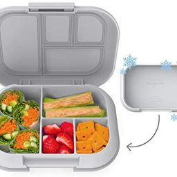 Bentgo Kids Chill Lunch Box - Bento-Style Lunch Solution with 4 Compartments and Removable Ice Pa...   Amazon (US)