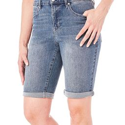 Nicole Miller New York Women's Denim Pants and Jeans LTBLU - Light Blue Minetta Wash Denim Bermuda S | Zulily