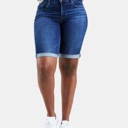 Levi's Women's Denim Bermuda Shorts | Macys (US)