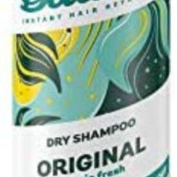 Batiste Dry Shampoo, Original Fragrance, 180g (Packaging may Vary)   Amazon (US)